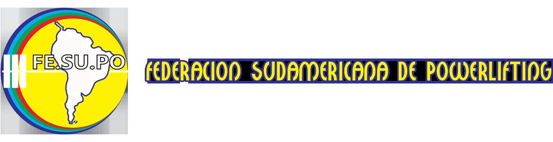 FEDERACION SUDAMERICANA DE POWERLIFTING - FESUPO